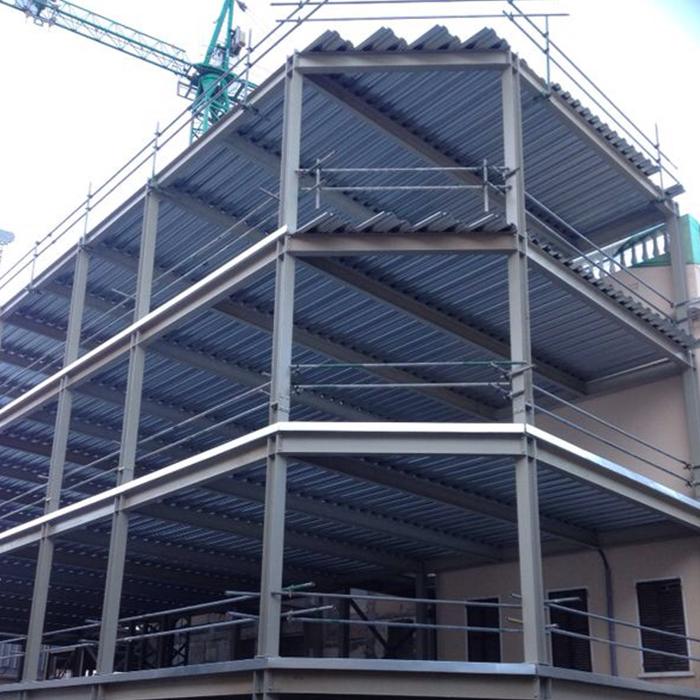 Supply & Installation Steel Decking