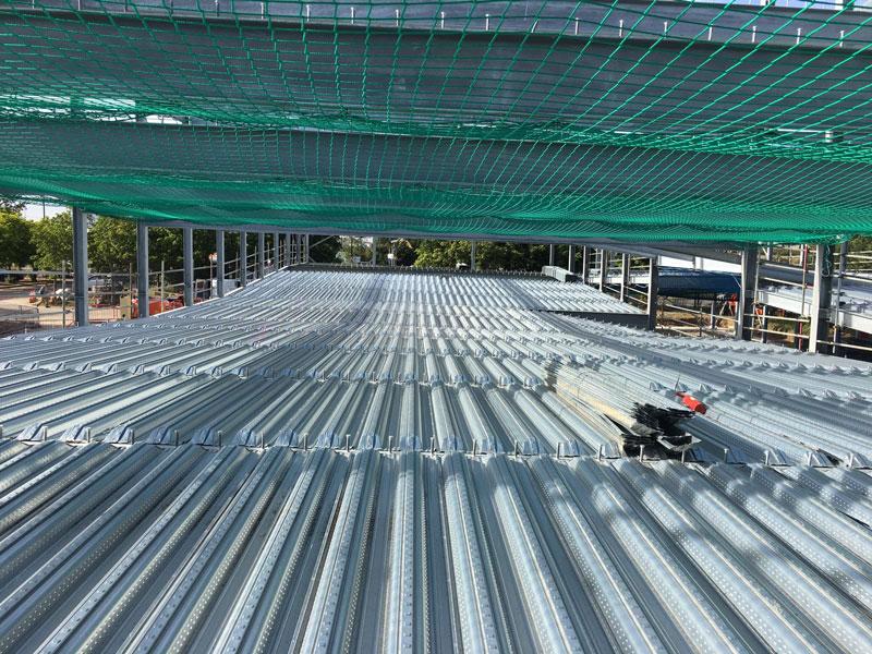 Magnelis Steel Decking